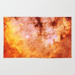 Interstellar clouds Rug