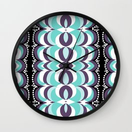 Divine Groove Wall Clock