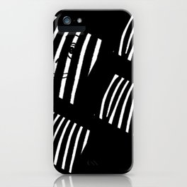 Stuck Behind Bars iPhone Case