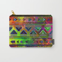 pop triangles Carry-All Pouch