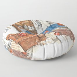Will and Grace - Will Truman's Apartment Floor Pillow