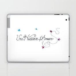 Une Histoire d'Amour_Graphics Laptop & iPad Skin