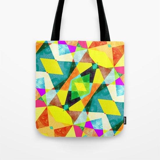 Kaleidab Tote Bag