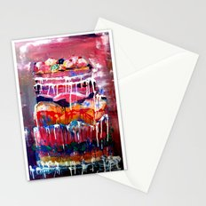 Cake Dripping Stationery Cards