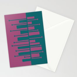 Pianisti Greenpu Stationery Cards