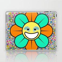 SUPER FLOWER POWER Laptop & iPad Skin