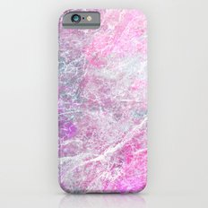 Pink Grey Marble iPhone 6s Slim Case