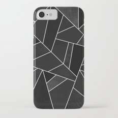 Black Stone Slim Case iPhone 7