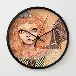 Guile Wall Clock