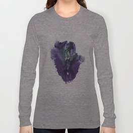 Allie's Vulva Print No.3 Long Sleeve T-shirt