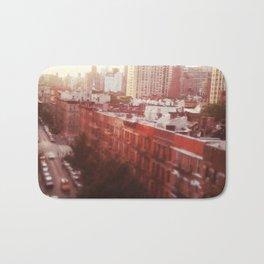 The Upper East Side (An Instagram Series) Bath Mat