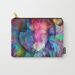 Fantasy of Love by Nico Bielow Carry-All Pouch