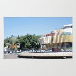 Tel Aviv photo - Dizengoff Square Rug