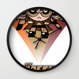The Firefly Gang Wall Clock