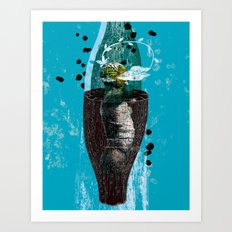 Dream 6 Art Print