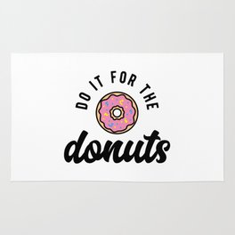 Do It For The Donuts v2 Rug