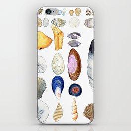 Beach Treasures iPhone Skin