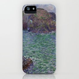 Port-Goulphar, Belle-Île iPhone Case