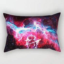 goku and jiren Rectangular Pillow