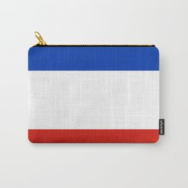 Flag of schleswig-Holstein Carry-All Pouch