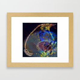 JBIRD Framed Art Print