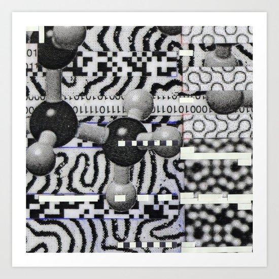 PD3: GCSD83 Art Print