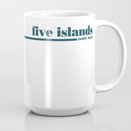 FIVE ISLANDS Coffee Mug