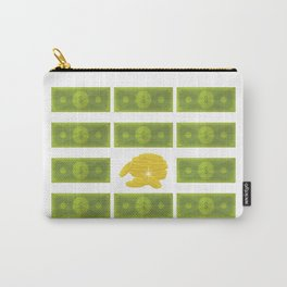 Set of money Carry-All Pouch