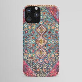 N131 - Heritage Oriental Vintage Traditional Moroccan Style Design iPhone Case