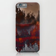 Red Trees Slim Case iPhone 6s