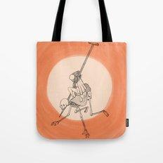 In The Devil's Snare (One) Tote Bag