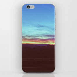 Wesser Bald •Appalachian Trail iPhone Skin