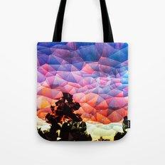 Carolina Sunset Tote Bag