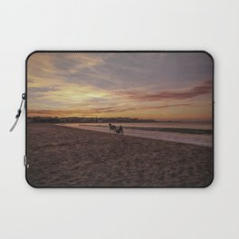 Riding Home Laptop Sleeve