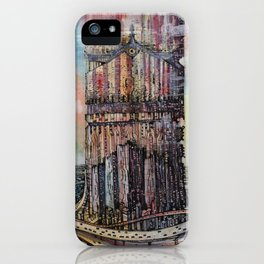 Town Z iPhone Case