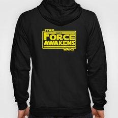 The Force Awakens in Yellow Hoody