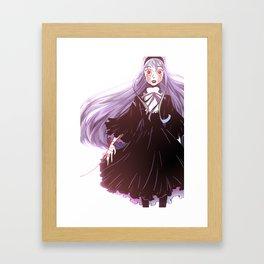 Homulilly Framed Art Print
