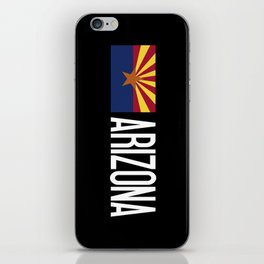 Arizona: Arizonan Flag & Arizona iPhone Skin