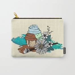 La glace Carry-All Pouch