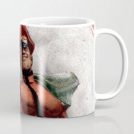 M Bison Coffee Mug