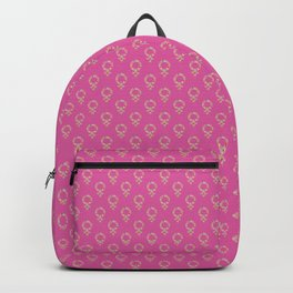 Fearless Female Pink Backpack