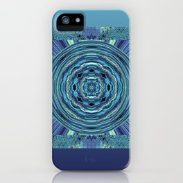 Mandalla Serenada iPhone Case