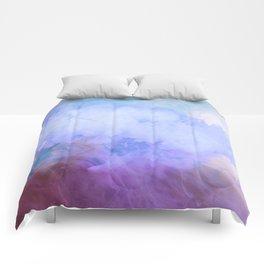 DREAMY RAINBOW CLOUDS Comforters