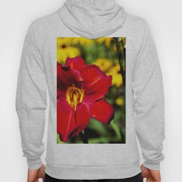 Red Lily Hoody