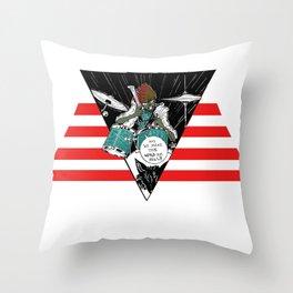 Wilde Throw Pillow
