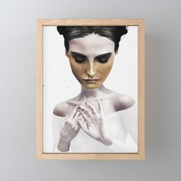 Even Though You Tried Framed Mini Art Print