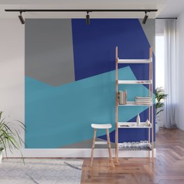 Minimalism Abstract Colors #2 Wall Mural