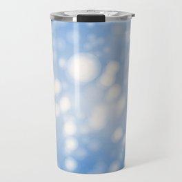 Blue Ombre Travel Mug
