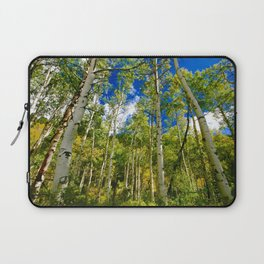 Aspen Trees Laptop Sleeve