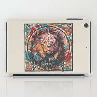 leo iPad Cases featuring Leo by Heinz Aimer